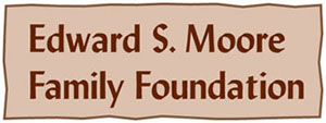 This is the logo for the Edward S. Moore Family Foundation